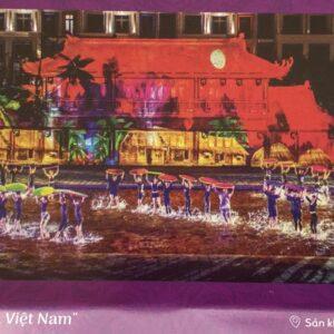 show biểu diễn tinh hoa Việt Nam